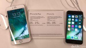 iPhone 6S dan AirPods Sudah Mejeng di iBox
