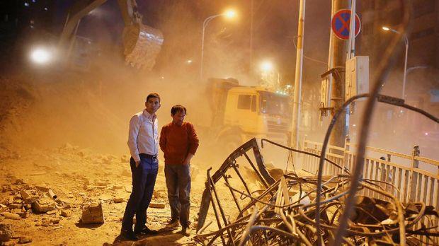 Perusahaan Patungan AS-China Akan Buka Kamp di Xinjiang