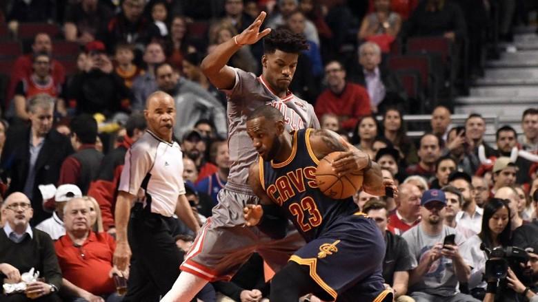 Bulls Beri Cavaliers Kekalahan Ketiga Beruntun