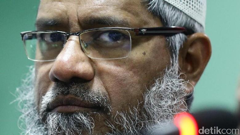 Partai PAS Malaysia Peringatkan Pengkritik Zakir Naik Agar Tak Kelewat Batas