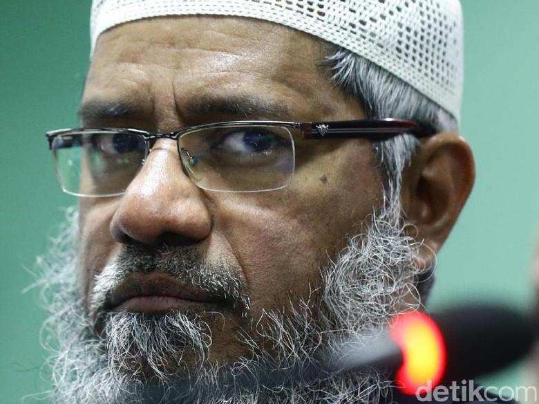 Polisi Imbau Masyarakat Tak Ikut Aksi Anti-Zakir Naik di Kuala Lumpur