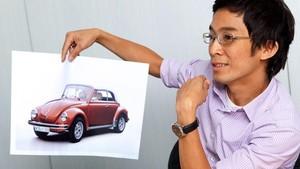 Semangat Chris Lesmana Sebelum Jadi Desainer Mobil Volkswagen