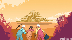Profil PT TMS, Perusahaan Tambang yang Mau Serok Emas di Sangihe