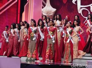 Pengumuman: 3 Finalis Puteri Indonesia 2017 Ini Dicopot Gelarnya