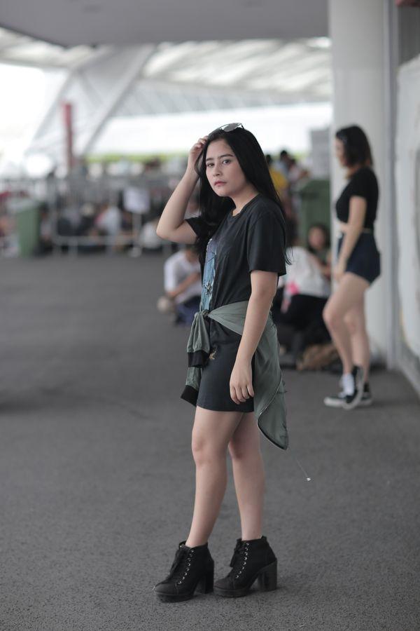 Prilly: Nggak Ada yang Bisa Ubah Penampilanku, Termasuk Pacar