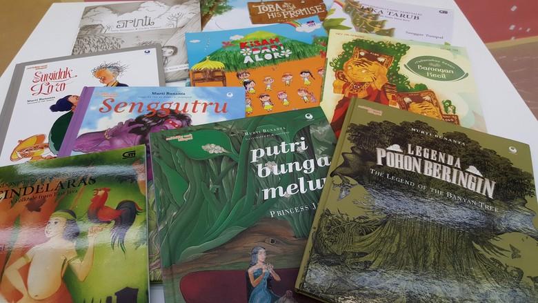 Nasib Industri Buku Anak Masa Kini  Foto: Andi Sururi