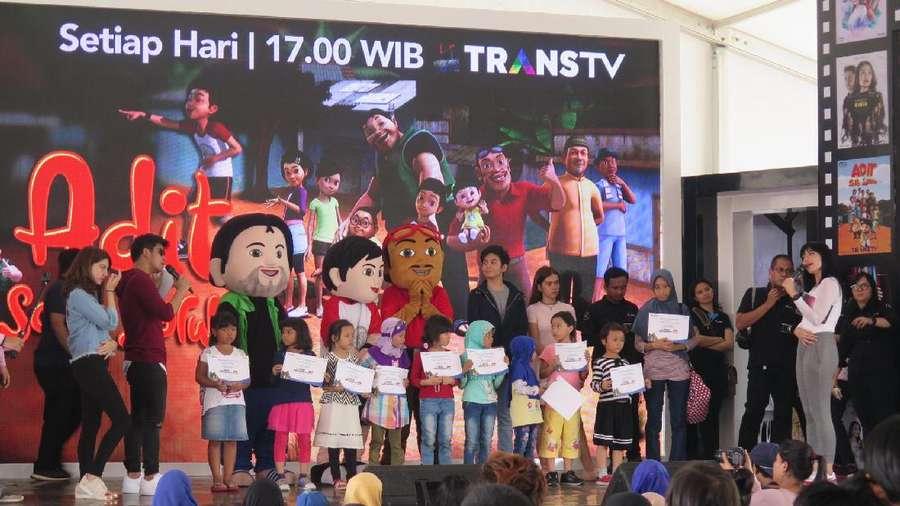 Begini Meriahnya Hangout With All Stars di Bekasi