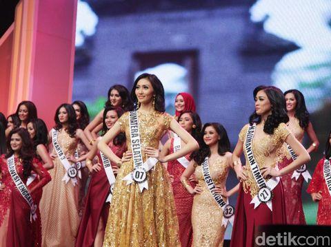 Pemilihan Puteri Indonesia 2017.