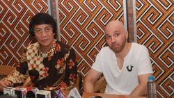 5 Fakta Sajad Ukra, Mantan Suami yang Berseteru dengan Nikita Mirzani