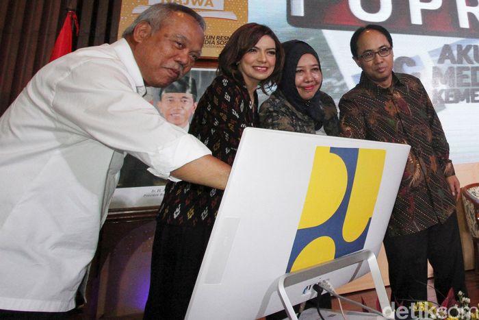 PUPR TV dan media sosial ini merupakan bagian dari upaya komunikasi publik untuk memperkuat branding Kementerian PUPR.