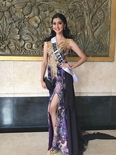 mengenal kevin liliana mojang bandung runner up puteri indonesia 2017