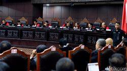 Hakim MK Lanjutkan Rapat Tertutup Bahas Putusan Gugatan Pilpres