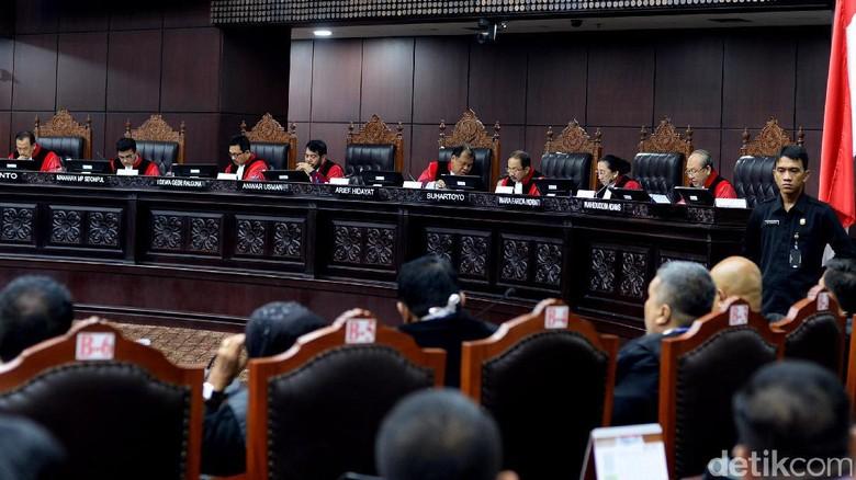Hakim MK akan Rapat Putusan Gugatan Hasil Pilpres, Ini yang Dibahas