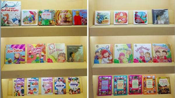 Penjualan Naik Drastis, Buku Anak Indonesia Tak Lagi Menggurui