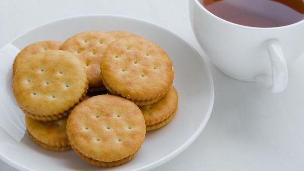 Biskuit manis untuk camilan anak saat mudik
