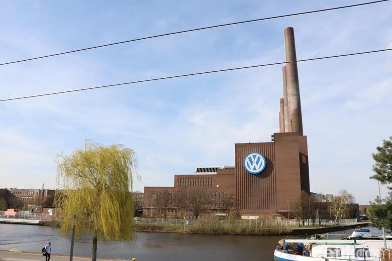Pabrik Volkswagen di Wolsburg, Jerman (Foto: Rangga Rahardiansyah)