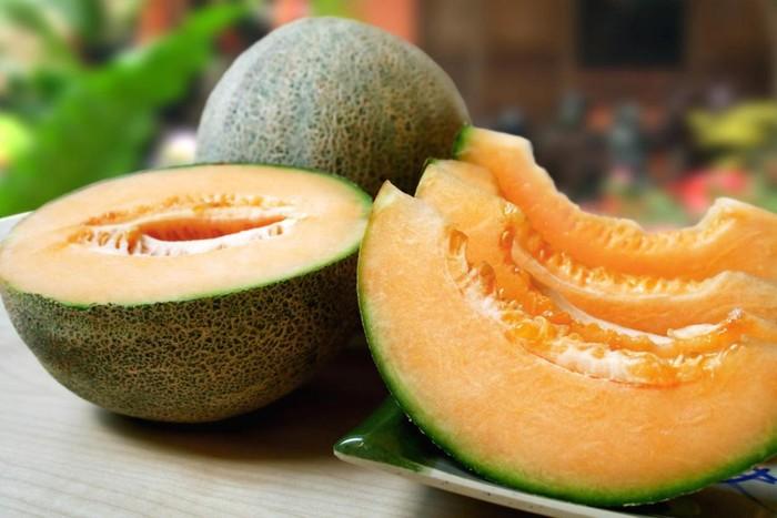 Yubari King melon 360 juta