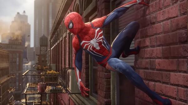 Game Terbaru Spider Man Siap Rilis 2017