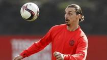 Ibrahimovic Itu Pemenang, Lagi Latihan Saja Tak Mau Kalah