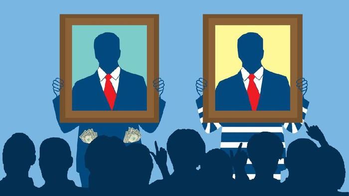 ilustrasi opini tentang pemilu