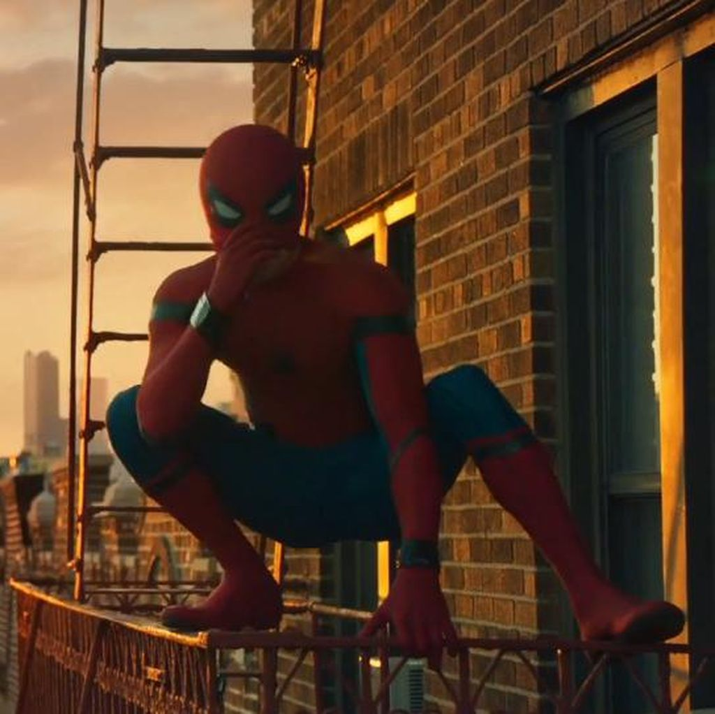 Peter Parker Bakal Punya Kostum Baru di Spider-Man: Homecoming 2