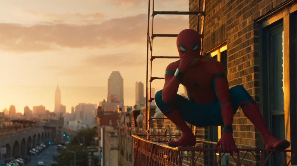 Tom Holland Sebut Jagat Marvel Tempat yang Tepat untuk Spider-Man