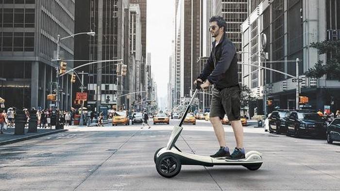 skuter listrik