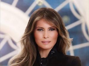 Rahasia Makeup Wajah Flawless dan Tampak Muda ala Melania Trump