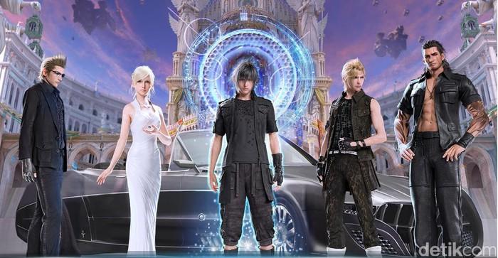 Final Fantasy. Foto: Internet