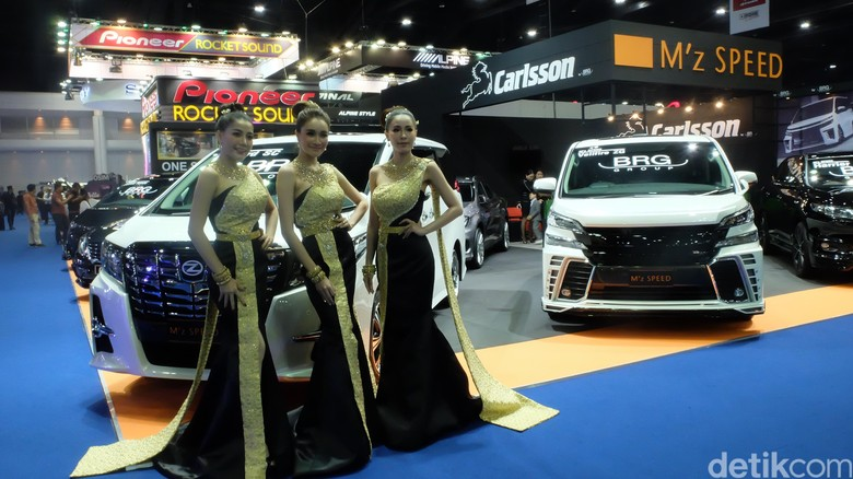 SPG Bangkok Motor Show 2017