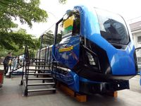 Kapsul Bandung Jakarta Daftar Harga Terlengkap Indonesia Jak Ban Plus Idolanya Pria Perkasa Prototipe Metro Mejeng Di Alun