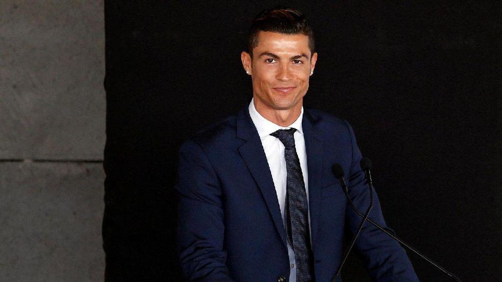 Cerita Pemain NBA Ketemu Cristiano Ronaldo: Saya Gugup