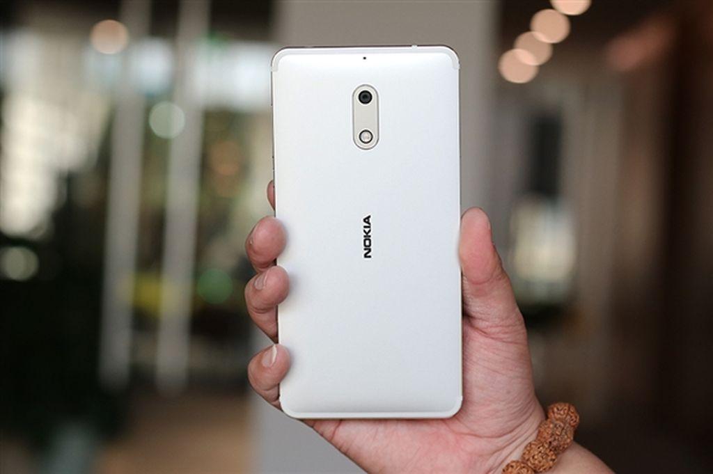 Kehadiran Nokia 6 Silver sudah tercium sejak Januari lalu. Foto: Internet