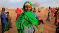 Selanjutnya di posisi 85, diduduki oleh negara Afrika, Somalia (Reuters)