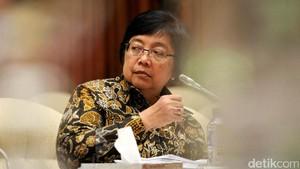 Menteri Siti: Muncul Titik Api Baru di Bangka Belitung