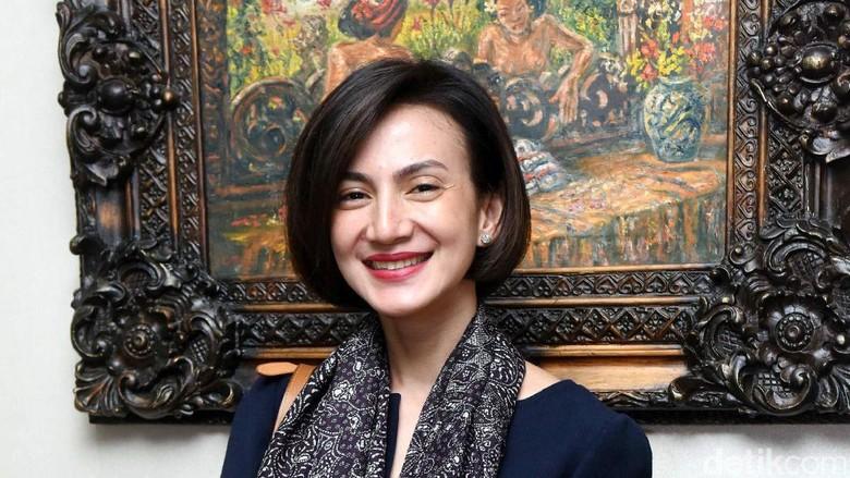 Foto: Noel/detikHOT/Fakta Menarik Wanda Hamidah, Wanita Cantik yang Menjanda Lagi