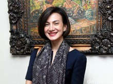 Fakta Menarik Wanda Hamidah, Wanita Cantik yang Menjanda Lagi
