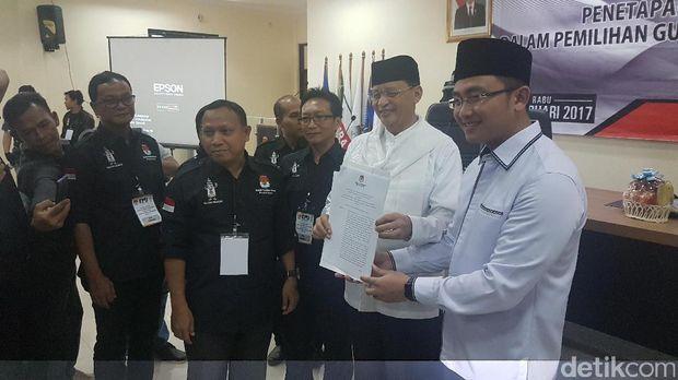 KPU Banten Serahkan Tahapan Pilkada Selanjutnya ke DPRD