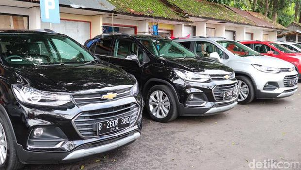 Menguji 10 SUV Buatan Amerika di Pulau Dewata