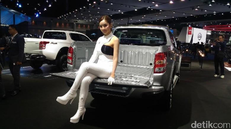 Pameran mobil di Bangkok Motor Show (Foto: Imam Wahyudiyanta)