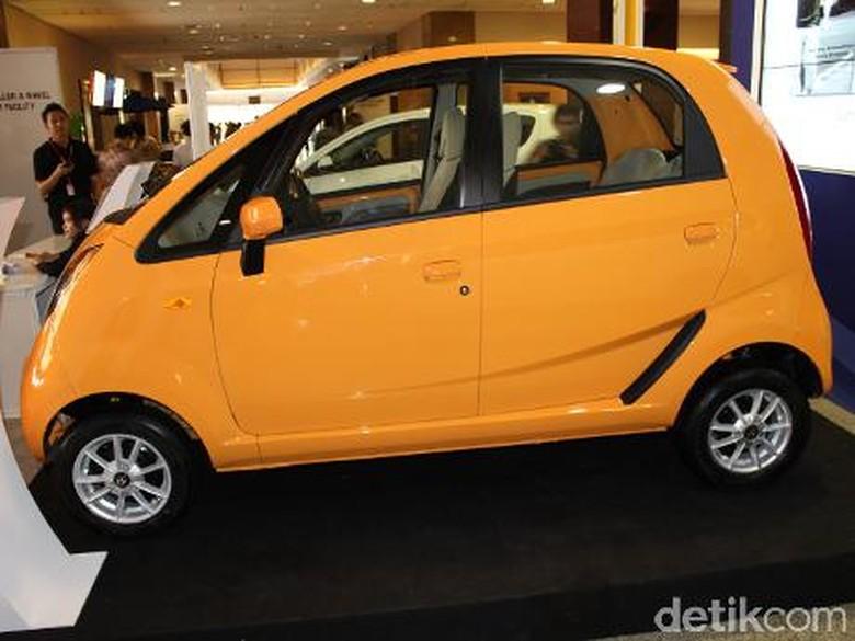 Tata Nano, mobil termurah sedunia. Foto: dok detikOto