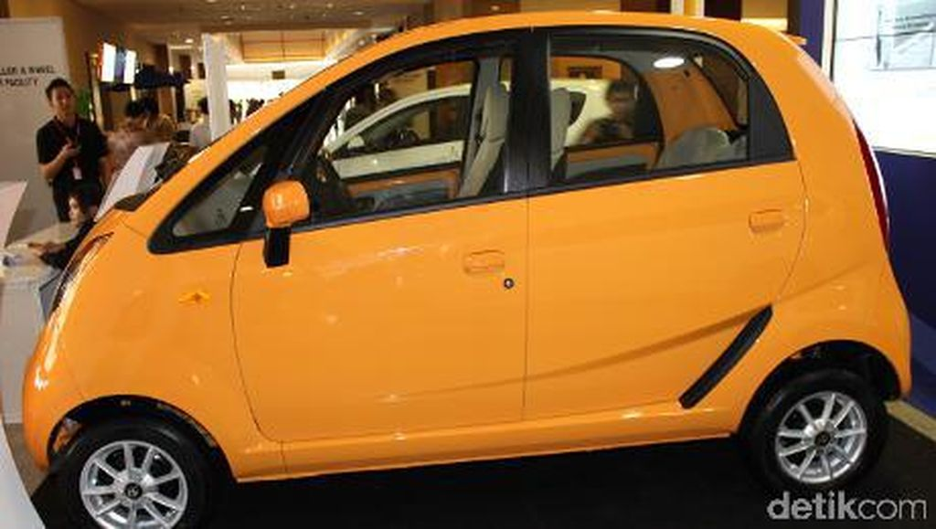 Mobil Termurah  di Dunia Disuntik Mati