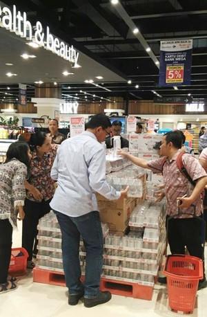 Promo Groseri di Grand Opening Transmart Carrefour Karawang