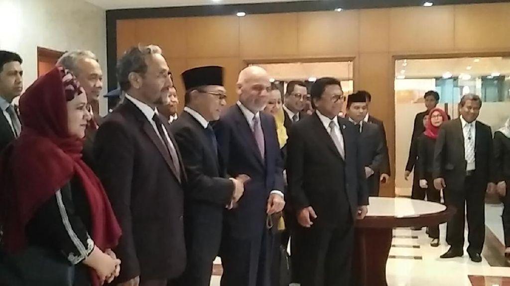 Bertemu Pimpinan MPR, Presiden Afganistan Minta RI Kirim Investor