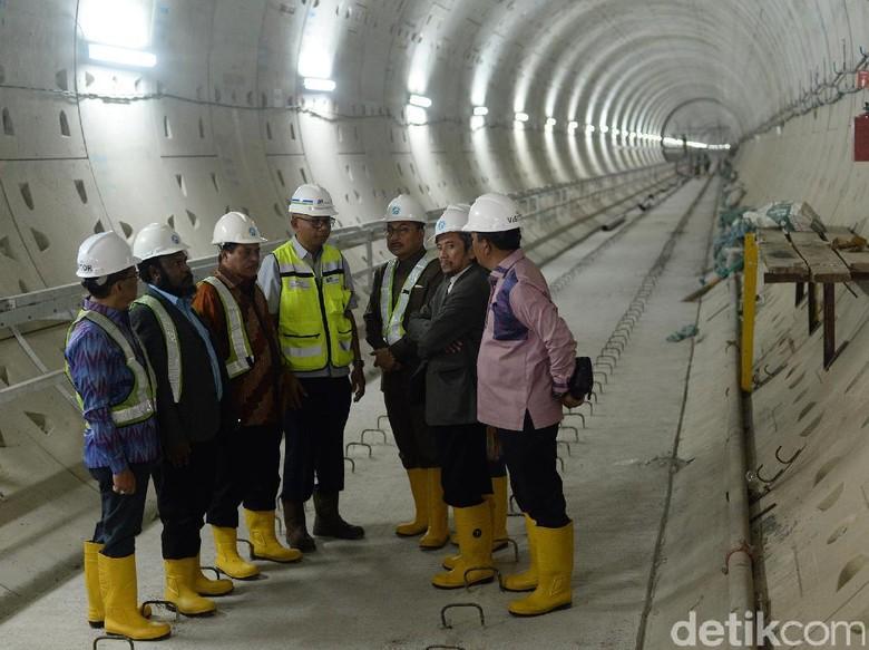 Dirut: MRT Beroperasi 2019, Lebak Bulus-HI Hanya 30 Menit