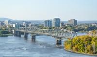 Ini Kota Ottawa. Negara Kanada juga belum terbuka untuk turis (Foto: Thinkstock)