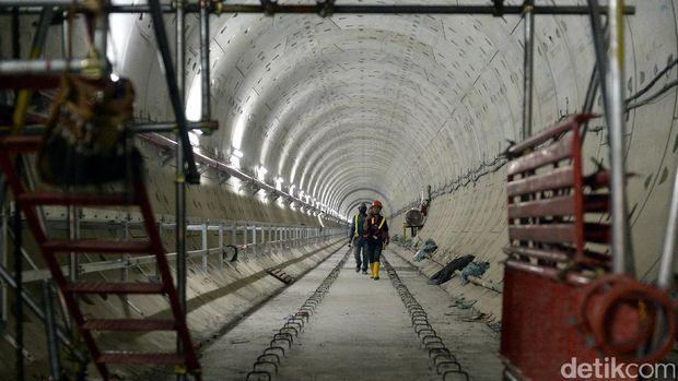 Proyek MRT Jakarta