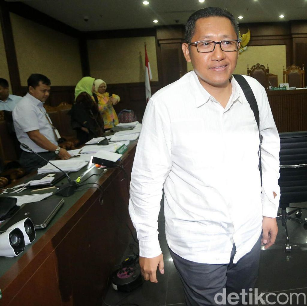 Anas Urbaningrum Ajukan PK, PD Berharap yang Terbaik