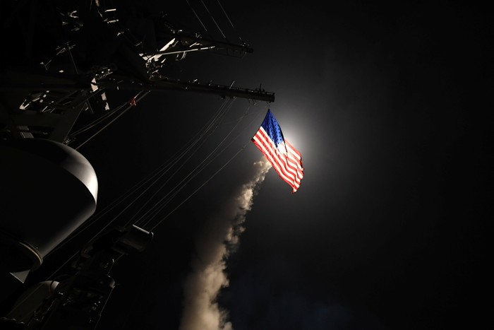 Foto: Ford Williams/Courtesy U.S. Navy/Handout via REUTERS