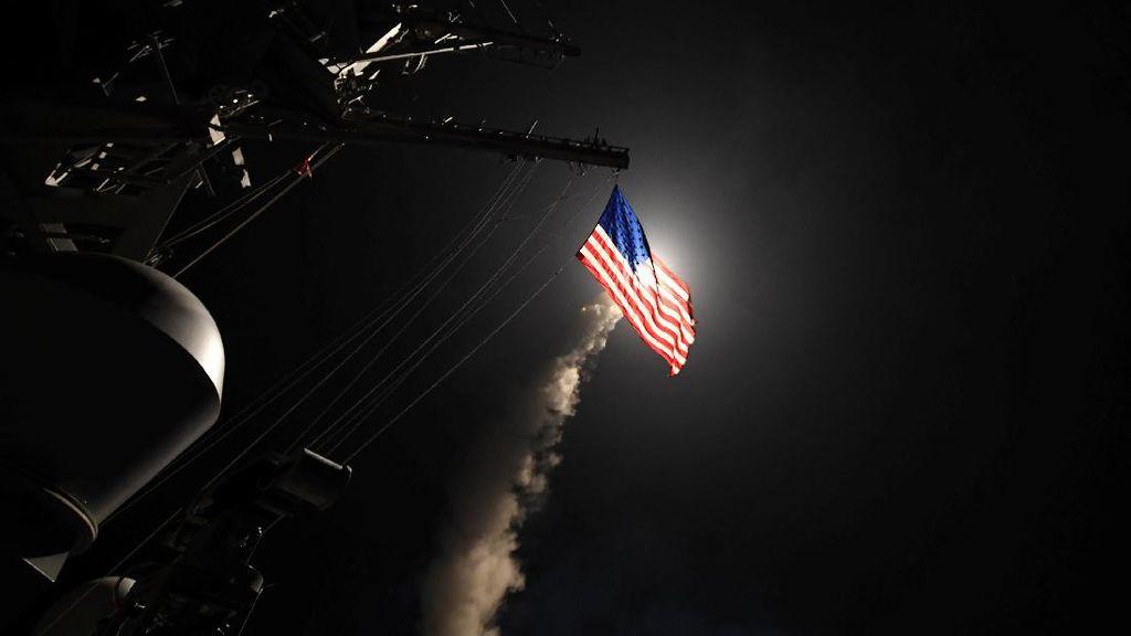 Mengenal Tomahawk, Rudal yang Membombardir Suriah